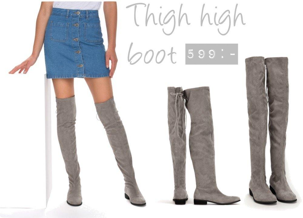 Linn ahlborg over knee boots